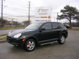 Used 2006 Porsche Cayenne Turbo for sale in Richmond Hill, ON