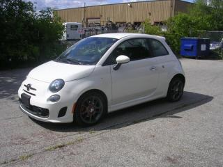 Used 2015 Fiat 500 Abarth for sale in Richmond Hill, ON
