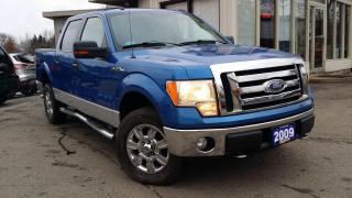 Used 2009 Ford F-150 FX4 SuperCrew 5.5-ft. Bed 4WD for sale in Kitchener, ON