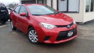 Used 2014 Toyota Corolla LE for sale in Kitchener, ON