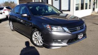 Used 2014 Honda Accord EX-L Sedan CVT for sale in Kitchener, ON