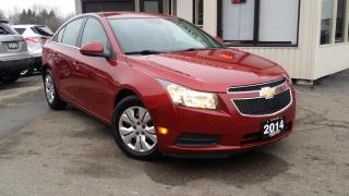 Used 2014 Chevrolet Cruze 1LT Auto for sale in Kitchener, ON