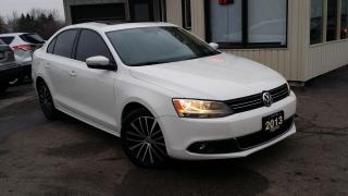 Used 2013 Volkswagen Jetta TDI for sale in Kitchener, ON