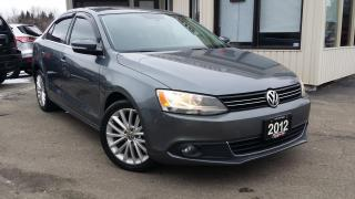 Used 2012 Volkswagen Jetta TDI for sale in Kitchener, ON