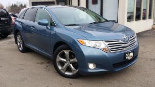 Used 2010 Toyota Venza 4X4 V6 for sale in Kitchener, ON