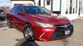 Used 2015 Toyota Camry XSE for sale in Kitchener, ON