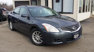 Used 2010 Nissan Altima 2.5 for sale in Kitchener, ON