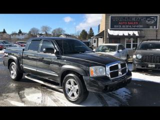 Used 2007 Dodge Dakota SLT for sale in Kingston, ON