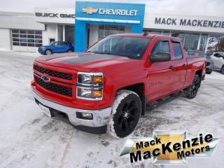 Used 2015 Chevrolet Silverado 1500 LT Double Cab 4X4 for sale in Renfrew, ON
