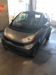Used 2010 Smart fortwo Pure *LEATHER*ROOF*AUTO*CLEAN CARFAX for sale in Smiths Falls, ON