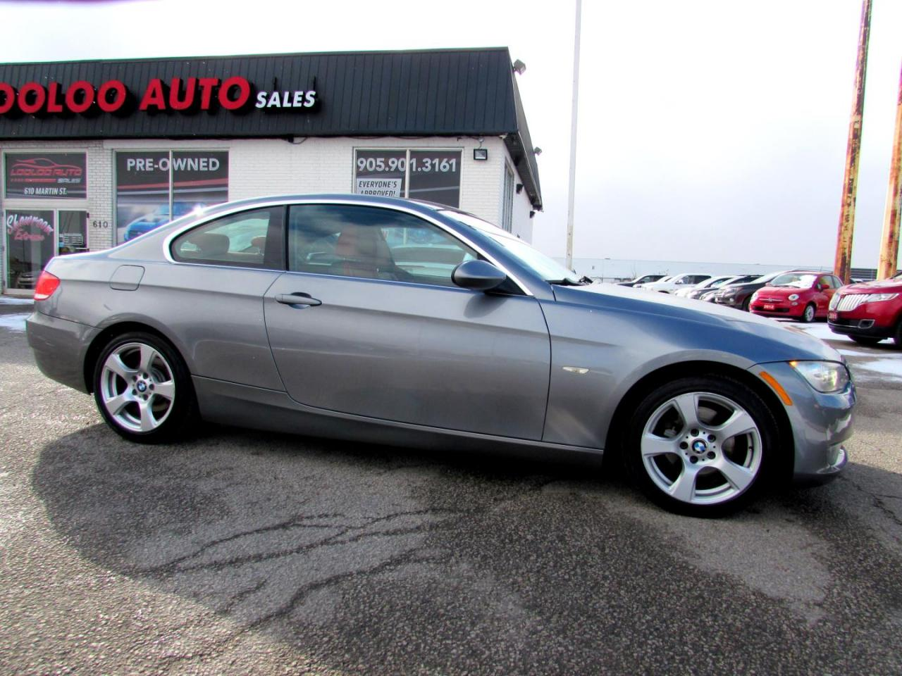 Used 2008 BMW 3 Series 328xi Coupe AWD Leather Bluetooth
