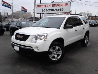 Used 2008 GMC Acadia SLE-1 Auto Air All Power 8 Passengers for sale in Mississauga, ON