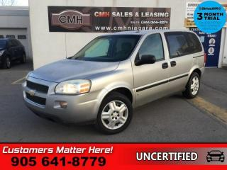 Used 2006 Chevrolet Uplander LS  AS IS, (UNCERTIFIED), AS TRADED IN for sale in St. Catharines, ON
