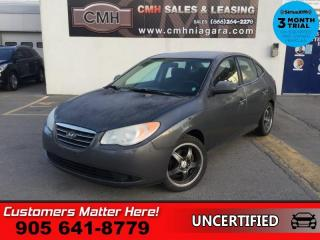 Used 2008 Hyundai Elantra GL for sale in St. Catharines, ON