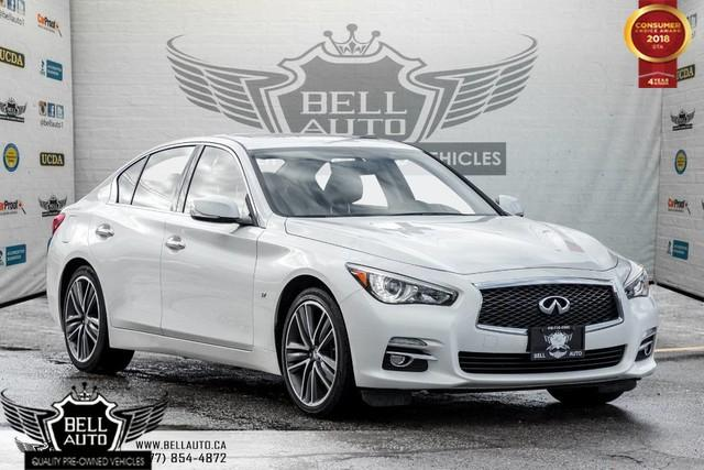 Used 2015 Infiniti Q50 Limited, AWD, NAVI, BACK-UP CAM