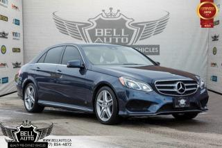 Used 2014 Mercedes-Benz E-Class E 350, NAVI, BACK-UP CAM, SUNROOF, HEATED SEATS for sale in Toronto, ON