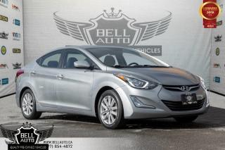 Used 2015 Hyundai Elantra Sport, SUNROOF, HEATED SEATS, BLUETOOTH, VOICE COMMAND for sale in Toronto, ON