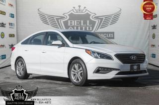 Used 2015 Hyundai Sonata 2.4L Sport Tech, BACK-UP CAMERA, BLUETOOTH, HEATED SEATS for sale in Toronto, ON