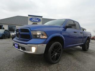 Used 2017 RAM 1500 OUTDOORSMAN for sale in Essex, ON