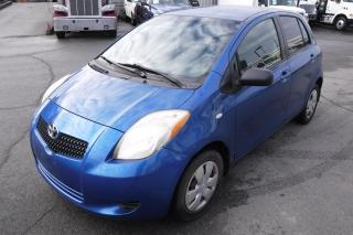 Used 2007 Toyota Yaris 4-Door Automatic for sale in Burnaby, BC
