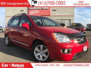Used 2009 Kia Rondo EX ONE OWNER| 86,114KMS| LIKE NEW |CLEAN CARFAX for sale in Georgetown, ON