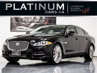 Used 2015 Jaguar XJ XJL SUPERCHARGED, PORTFOLIO, 1300W MERIDIAN, Navi for sale in Toronto, ON