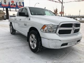 Used 2016 RAM 1500 SLT for sale in Edmonton, AB