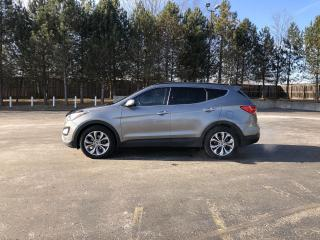 Used 2014 Hyundai Santa Fe Sport Limited 2.0T AWD for sale in Cayuga, ON