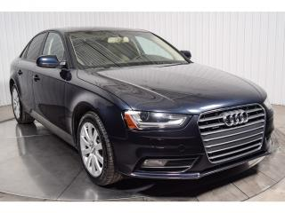 Used 2013 Audi A4 2.0t Quattro Cuir for sale in St-Constant, QC