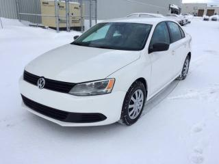 Used 2011 Volkswagen Jetta Modèle Trendline 4 portes 2,0L boîte man for sale in Quebec, QC