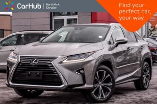Used 2017 Lexus RX 350 |AWD|Pano_Sunroof|Backup Cam|Mark Levinson Audio|20