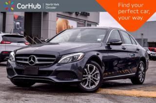 Used 2015 Mercedes-Benz C-Class C 300 for sale in Thornhill, ON