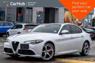 Used 2018 Alfa Romeo Giulia Ti Sport AWD|PanoSunroof|RemoteAutoStart|Nav for sale in Thornhill, ON