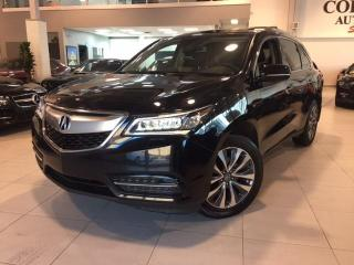 Used 2015 Acura MDX NAVIGATION-CAMERA-REMOTE START-ROOF-NEW TIRES for sale in Toronto, ON