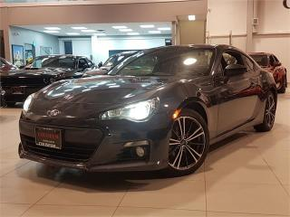 Used 2015 Subaru BRZ SPORT-TECH-6 SPD-NAVIGATION-LEATHER-ONLY 62KM for sale in Toronto, ON