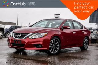 Used 2016 Nissan Altima 2.5 SL Tech|Navi|Sunroof|Backup Cam|bluetooth|R-Start|Leather|17