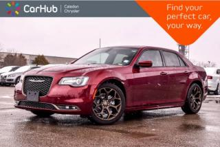Used 2018 Chrysler 300 300S|Navi|Pano Sunroof|Backup Cam|Bluetooth|R-Start|Leather|20