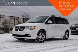 Used 2018 Dodge Grand Caravan SXT Premium Plus|Navi|DVD|Backup Cam|Bluetooth|Pwr Sliding Doors|17