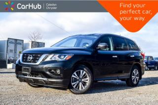 Used 2017 Nissan Pathfinder S Only 10498 Km|7 Seater|Bluetooth|Backup Cam|3 Zone Climate Control|18