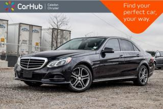 Used 2014 Mercedes-Benz E-Class E 350|4Matic|Navi|Pano Sunroof|Bluetooth|Backup Cam|Heated Front Seats|18