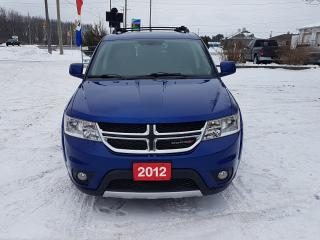 Used 2012 Dodge Journey R/T for sale in Barrie, ON