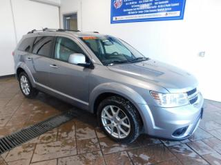 Used 2017 Dodge Journey GT *AWD* LEATHER 7 PASS for sale in Listowel, ON