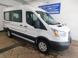 Used 2018 Ford Transit Passenger Wagon XLT 8 PASS for sale in Listowel, ON