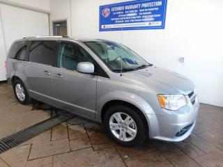 Used 2018 Dodge Grand Caravan Crew Plus LEATHER 7 PASS for sale in Listowel, ON