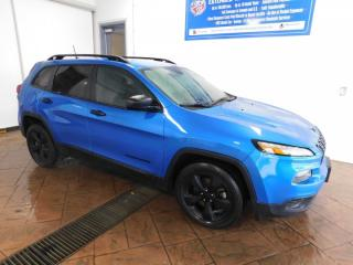 Used 2017 Jeep Cherokee Altitude for sale in Listowel, ON