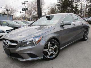 Used 2014 Mercedes-Benz CLA-Class CLA250~PANORAMA ROOF~REARVIEW CAM~ONE OWNER for sale in Burlington, ON
