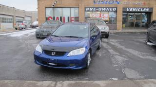 Used 2005 Honda Civic SE for sale in North York, ON
