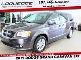 Used 2019 Dodge Grand Caravan for sale in Victoriaville, QC
