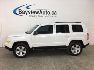 Used 2014 Jeep Patriot Sport/North - U-CONNECT! CRUISE! A/C! ALLOYS! for sale in Belleville, ON