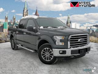 Used 2015 Ford F-150 XLT CREWCAB for sale in Bells Corners, ON